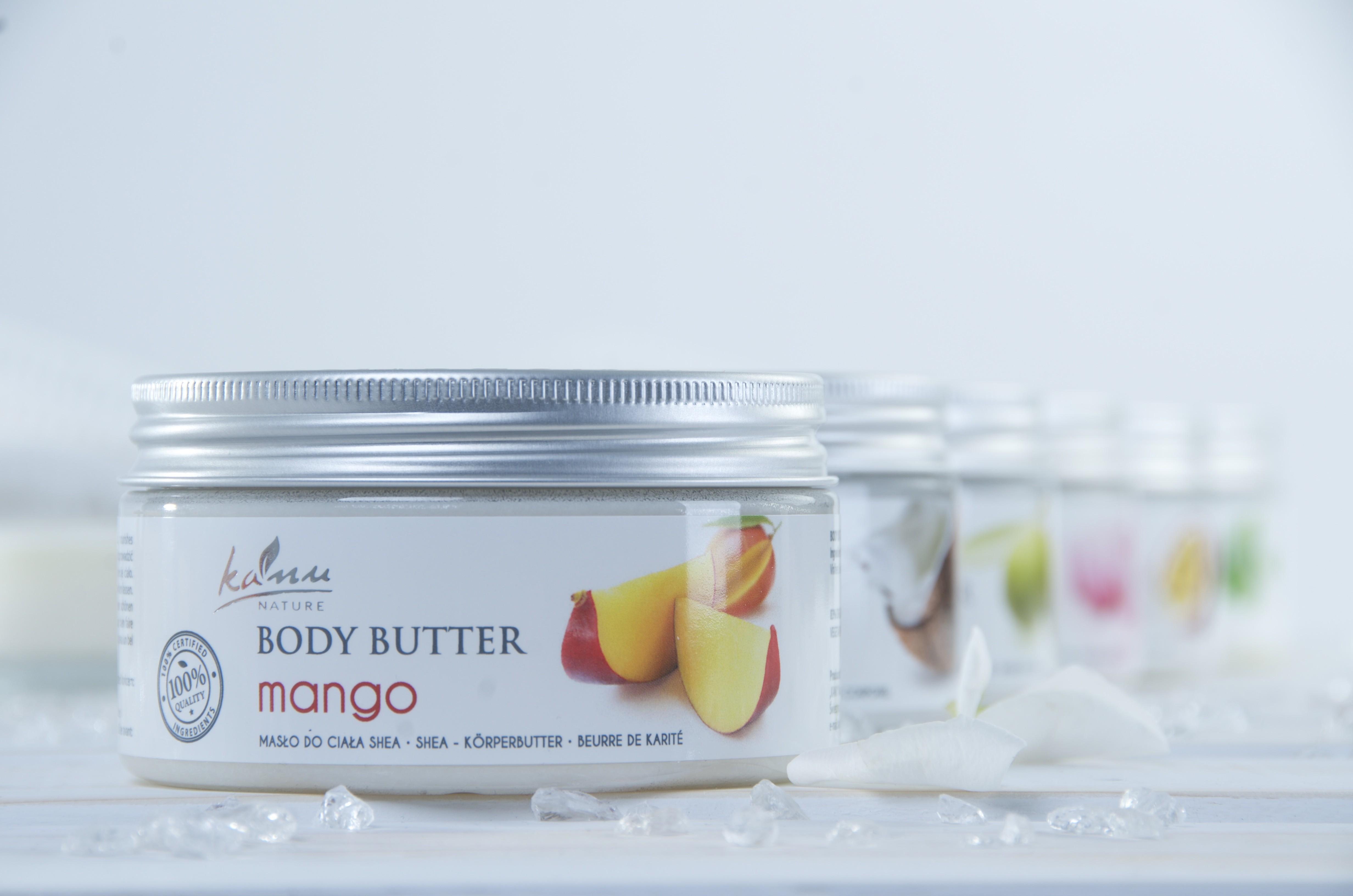 Sheabutter Mango